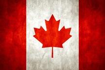 O Canada / by Pat Johnson