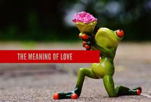 What Does Love Mean / Love Quotes