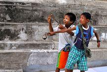 David H White - Photographer / Photographs of Bangan, Myanmar