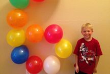 6 year old party