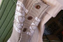 Sweaters UpCycled / by Jennifer Harper-Ackroyd