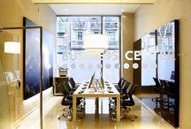 Hotel Crowne Barcelona / Instalaciones realizadas por Solver Space en el Hotel Crowne de Barcelona