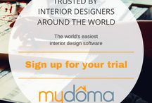 Interior Design Software- Mydoma Studio / Features and tips to help you make the most of Mydoma Studio software. If you're an interior designer, interior decorator or home stager who wants to improve their design process, follow this board.