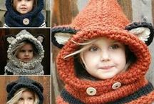 Knit and crochet / by Corinna Gallahan