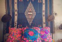 Boho Bedroom / by Stevee Curtis