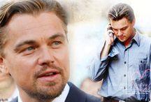 Leonardo DiCaprio. Collage by J.Krynskaya / Artistic collages with Leonardo DiCaprio J. Krynskaya