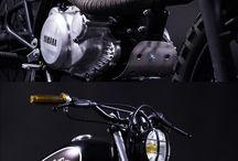 Café Motorbikes