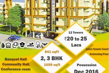 Residential Project in Pailan, Kolkata, Larica Green