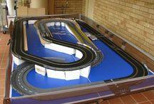 Slot car layout