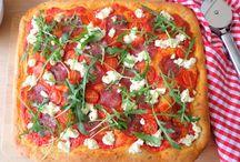 Pizza / Focaccia