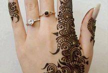 Henna / by Manju Menon