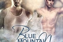 Cardeno C, Blue Mountain (Pack #1) / Gay Romance - Sweet Paranormal - Wolf Shifters, Contemporary, Series