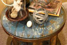 Furniture ideas / Rustic industrial / by Joe Stoneking