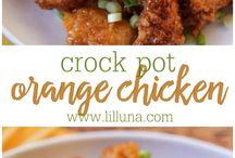 Chicken crockpot