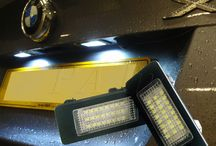 2 Pairs OEM 24 LED LICENSE PLATE LIGHT for BMW