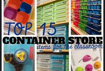 Kindergarten Classroom Decor & Organization / Kindergarten classroom decor and organization resources and ideas.