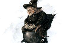 Ведьмы Гномы Эльфы