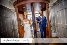 Wedding Inspiration / An album to showcase photo opportunities within our hotel and to celebrate weddings which have been hosted in our venue.