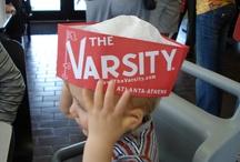 It's All About the Varsity / Varsity \ var•si•ty \ noun \ˈvär-sə-tē, -stē the principal squad representing a university, college, school, or club especially in a sport