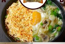 All Things Ramen / Ramen. . .  The unsung hero of all college students.  / by Lewis-Clark State College