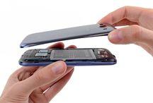 Sustitución de la carcasa trasera del Samsung Galaxy S3 / Para sustituir la carcasa trasera del Samsung Galaxy S3, siga los pasos siguientes.