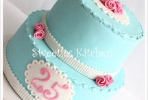 Cake ideas / by Paige Smith