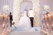 CHURCH Ceremony DECOR    Wedding