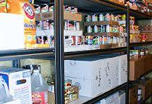 Food Storage / by Jennifer Carter