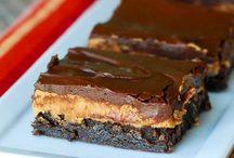 cookies, bars, brownies, bites / by Breanne Petersen