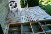 Deck for Jen