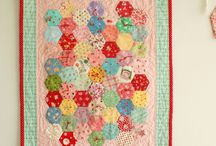 quilts / by Rachel Griffin