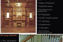 America - Winchester Mystry House