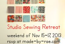 Sewing Retreats / by M Avery Designs