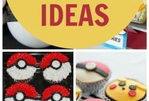 Pokemon Party / Pokemon Party Inspirations