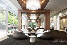 Desain Interior Hotel / Desain interior, renovasi dan dekorasi rumah