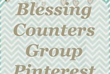 Blessing Counters Group Board / Welcome to Blessing Counters Group Board - RULES: Faith-filled Encouragement Posts Only - Pin from your own blog - No Duplicates - Limit: 3 Per Day. INVITES: 1.Follow the hostess - Deb Wolf on Pinterest (not just the board you want to pin to) 2.Email Deb from the account that is connected with your Pinterest account. Include your name, sign-in email address, and the board you want to join. 3.Include {PINTEREST BOARD INVITE - Encouragement} in the subject line. 4.Send email to Deb@debwolf.com / by Deb Wolf