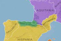 Visigothic Spain / by Laura B.
