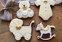 Dekorowane ciastka
