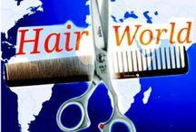 hair world / Hair video app