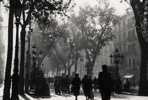 Barcelona long time ago