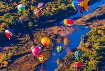 Balloons! Balloons! New Mexico