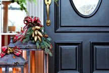 Happy Holidays / From our family to yours, find easy and inspired ideas for holiday decorating this holiday season.