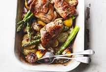 Chicken recipes / All things chickeny