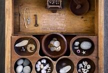 Treasure finds display