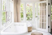 Bathroom Inspiration / by Danielle Keister-Hansen