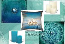 Cushions and Candles / Create your own Cushion & Candle Selection