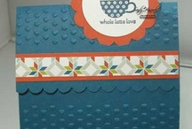 Stampin Up - Patterned Occasions