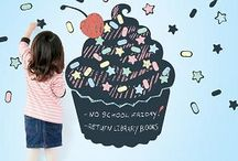 Classroom Cupcake Decor / by Lynn Hines