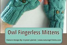 Favourite Knitting Patterns on Etsy