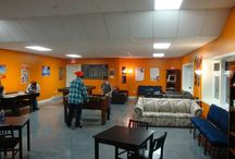 youth ministry space